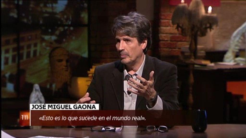 """Dr. Gaona, sobre su experimento social: """"Estamos ante una previolación"""""""