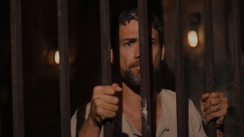 Barry, prisionero de Jamal