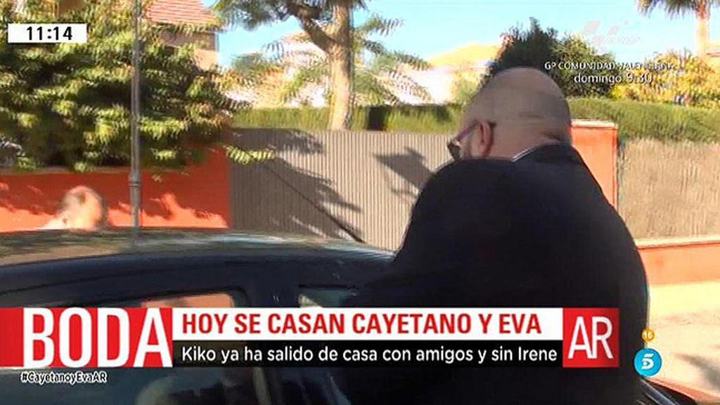 Irene no acude a la boda de Cayetano y Eva González por su avanzado embarazo
