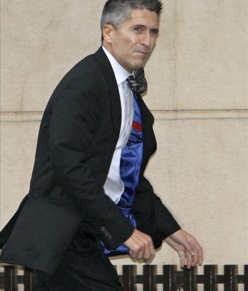 El juez Fernando Grande-Marlaska. EFE/Archivo