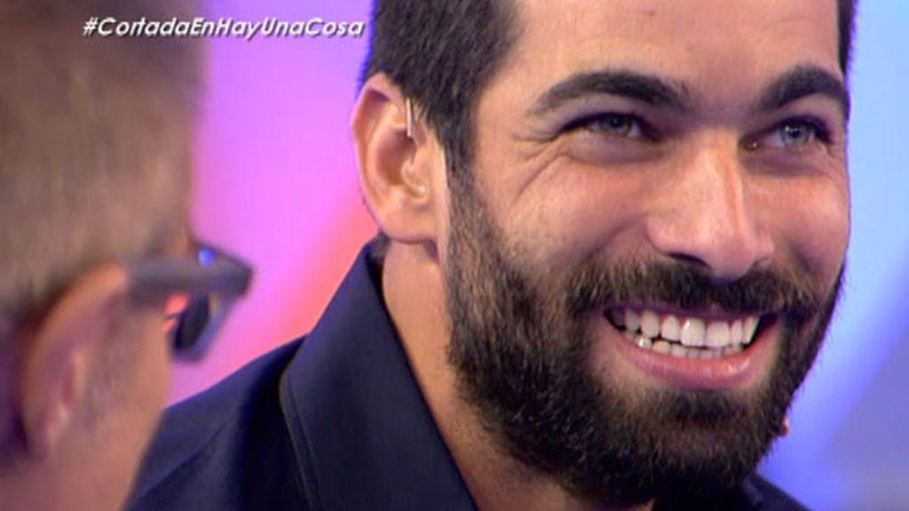 "Rubén Cortada: ""Me han llegado a ofrecer dinero por tener un bebé conmigo"""