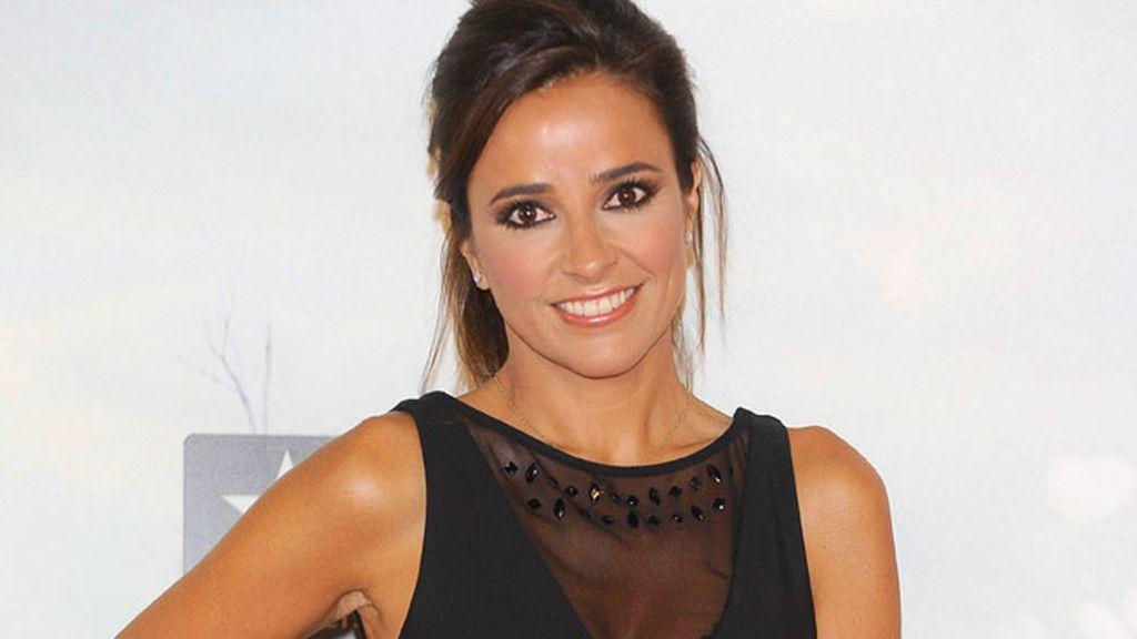 Carmen Alcayde, en el photocall de la premiére de 'Lo imposible'