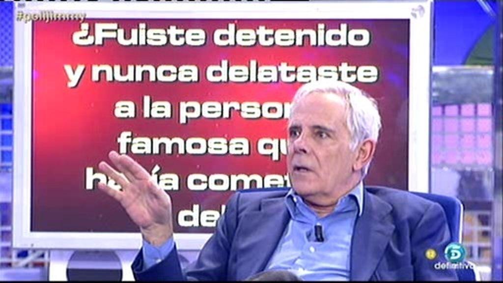 """Jimmy Giménez: """"He probado todas las drogas que llevan a la actividad de la mente"""""""