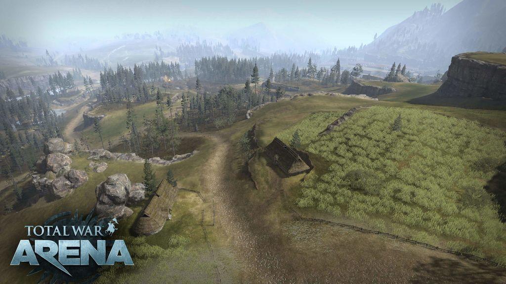 El mapa Germania llega a Total War Arena