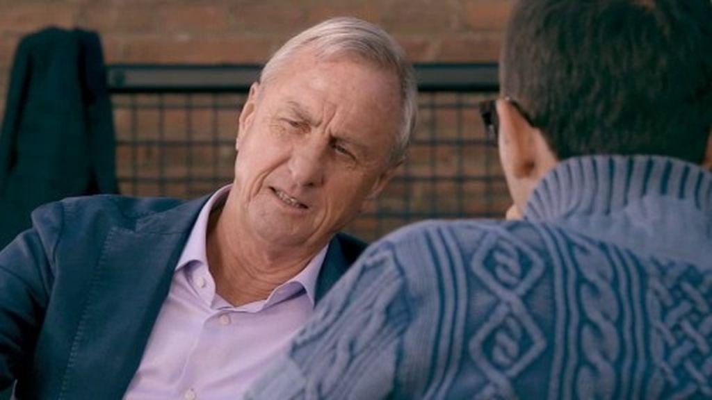 "Johan Cruyff: ""No tengo teléfono móvil, yo no controlo de esas cosas"""