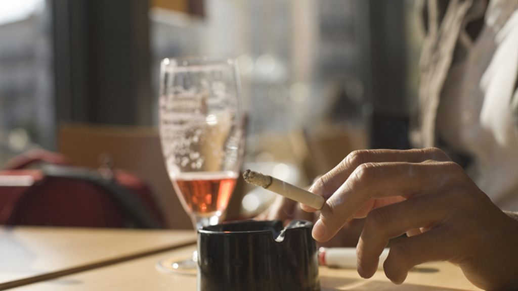 Alcohol y tabaco
