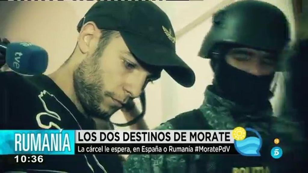 Sergio Morate recurre la orden del juez rumano de extradición a España