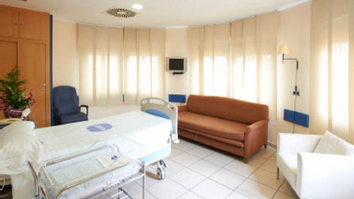 Así es la habitación en la que se recupera el Rey
