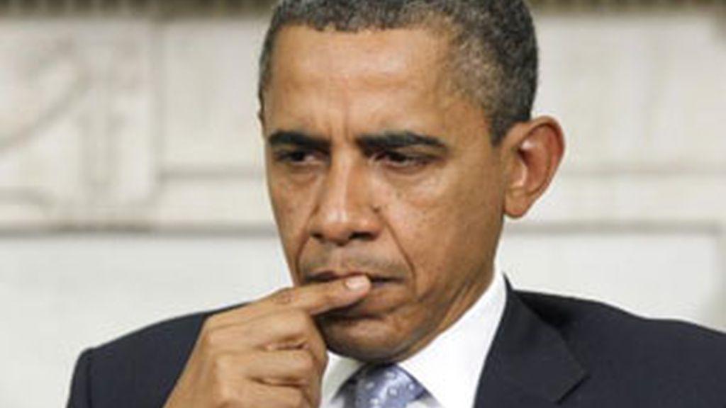 Obama en una imagen de archivo. Foto: AP