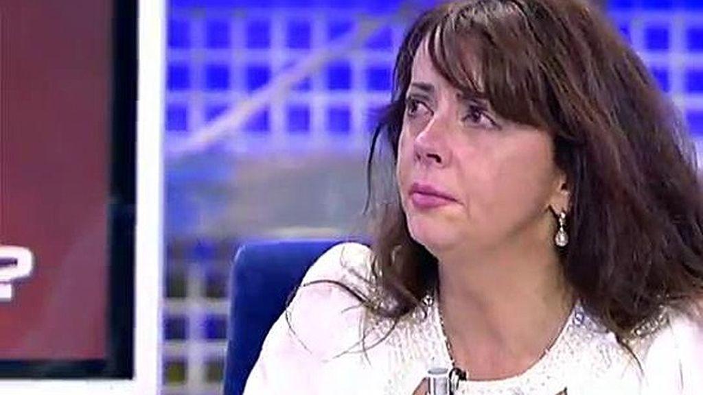 """María Luisa, sobre el asesinato de Rocío: """"Hemos sufrido tanto como su familia"""""""