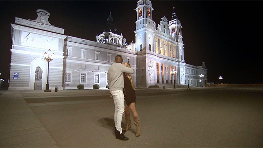 Elisa y Juanma, su primera noche de amor