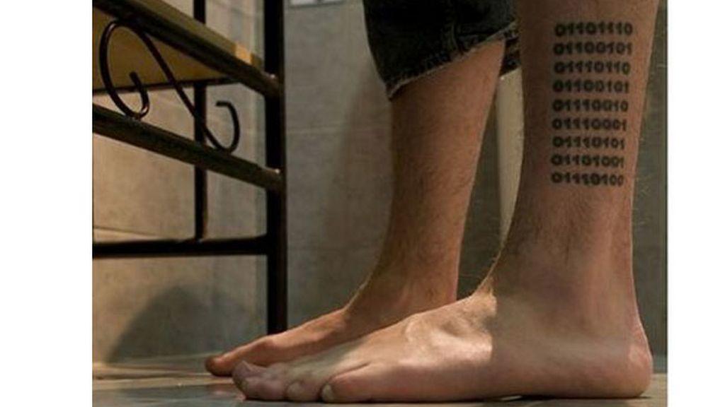 Los frikis eligen sus tatuajes