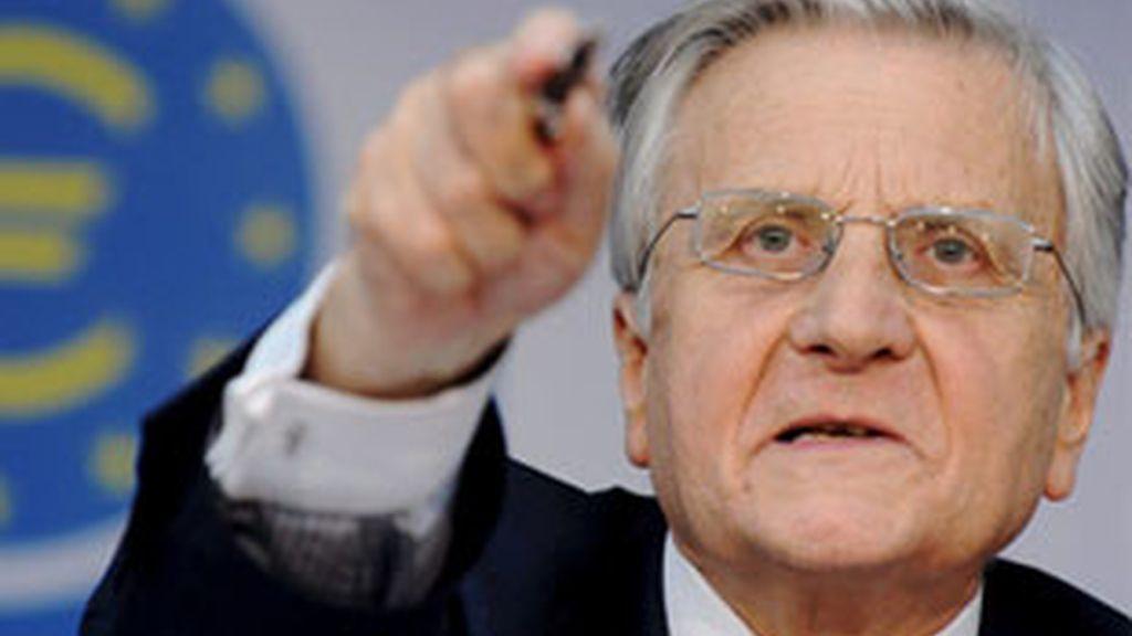 Jean Claude Trichet en una imagen de archivo. Foto: EFE