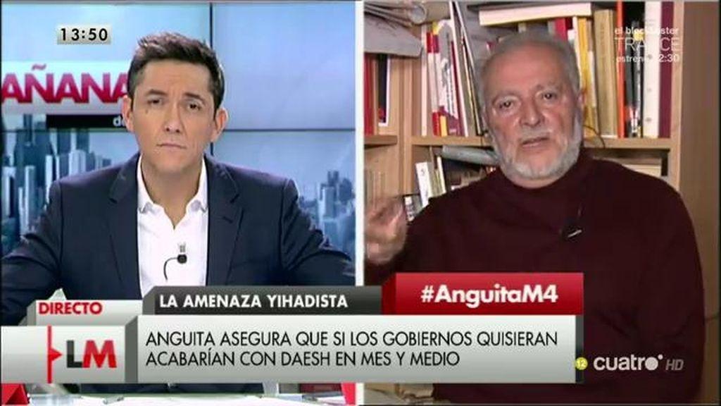 La entrevista de Anguita, íntegra