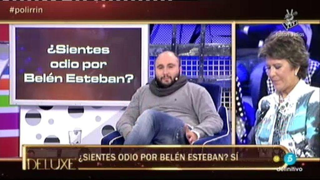El 'polideluxe' confirma el odio que siente Kiko Rivera por Belén Esteban