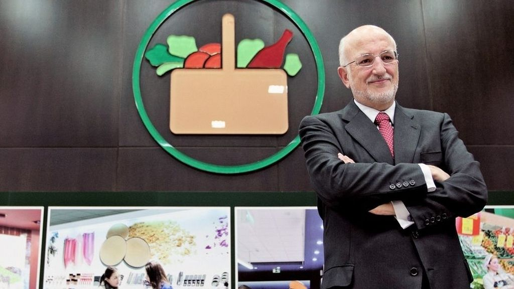 Juan Roig, presidente de Mercadona, en una imagen de archivo