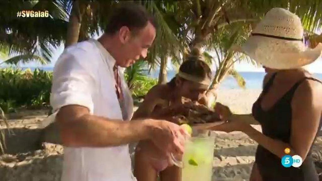 Miriam se tira al costillar y se olvida de Carlos