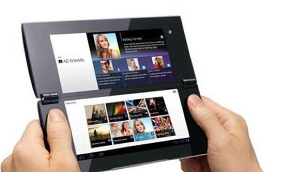 Para diferenciarse de sus competidores, Sony ha decidido apostar por un segundo modelo con un diseño innovador. El Sony Tablet P', un dispositivo con dos pantallas