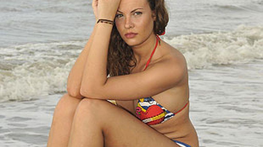Jessica Bueno, concursante de 'SV'.