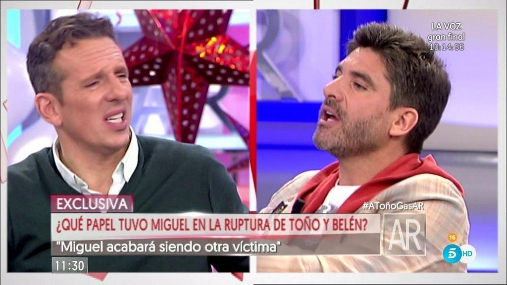"""Toño Sanchís: """"Belén Esteban se está hundiendo por su mala cabeza"""""""