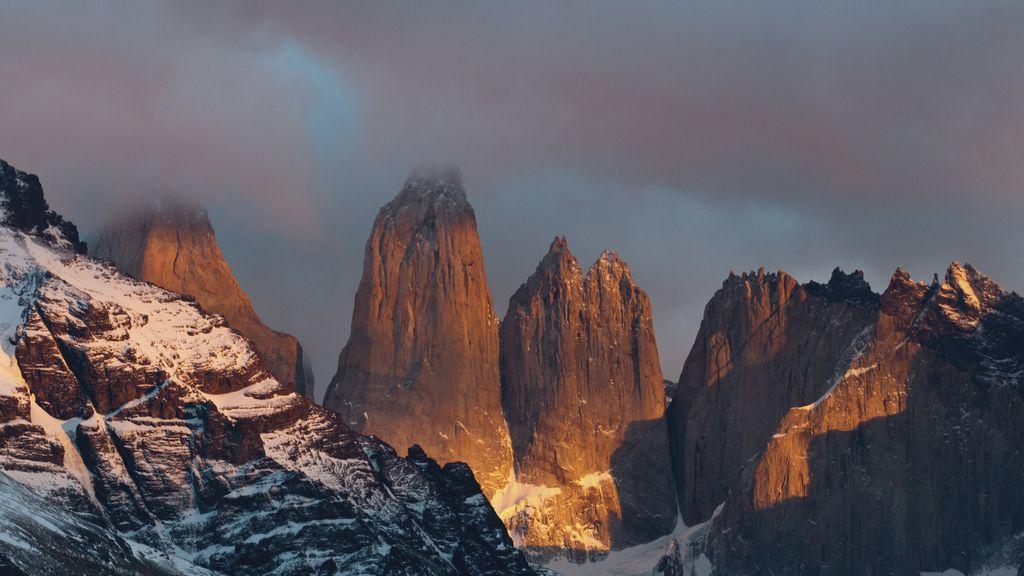 Torres de Paine, Chile