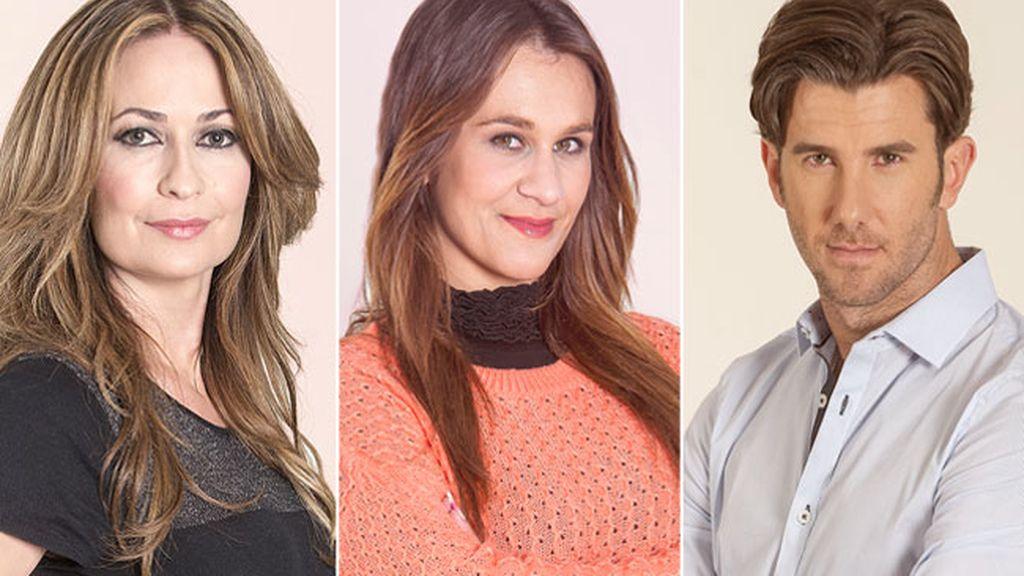 Olvido Hormigos, Laura Cuevas e Israel Lancho, primeros nominados de 'GH VIP'