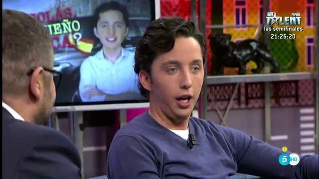 """Fran Nicolás, sobre su paso por 'GH VIP': """"Se ha descubierto como soy y me llaman Fran"""""""