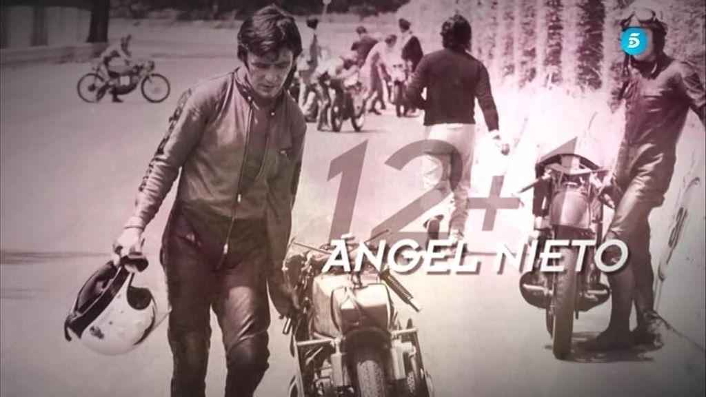 Ángel Nieto, de Vallecas a la cima del motociclismo mundial