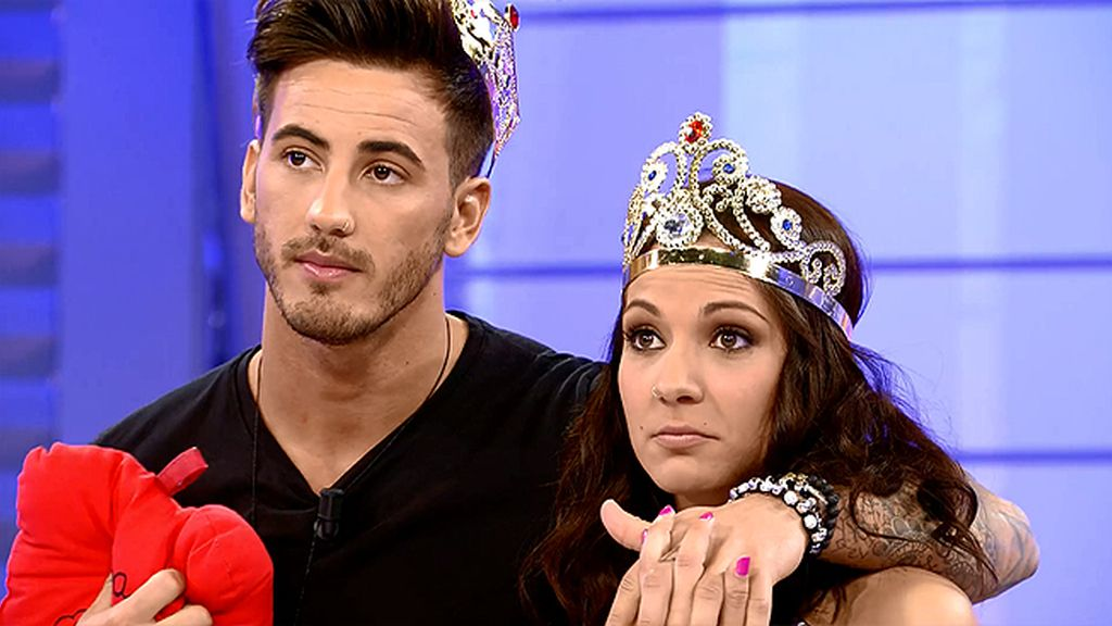 Bea, la princesa que coronó a Iván