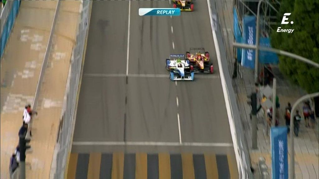 Toque entre Jarno Trulli y Piquet, ¿viejas heridas de la Fórmula 1?