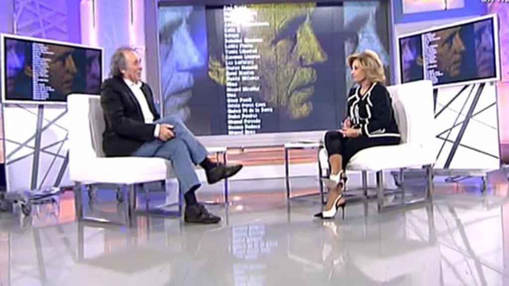 """Serrat, sobre la corrupción: """"No podemos quedarnos en la decepción"""""""