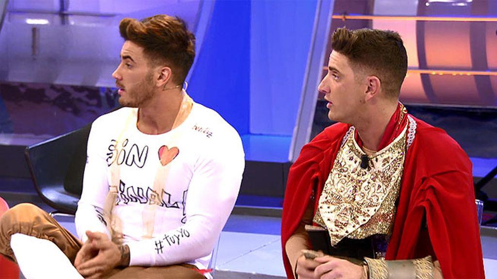 Dos sillas calientes para Iván y Jonathan
