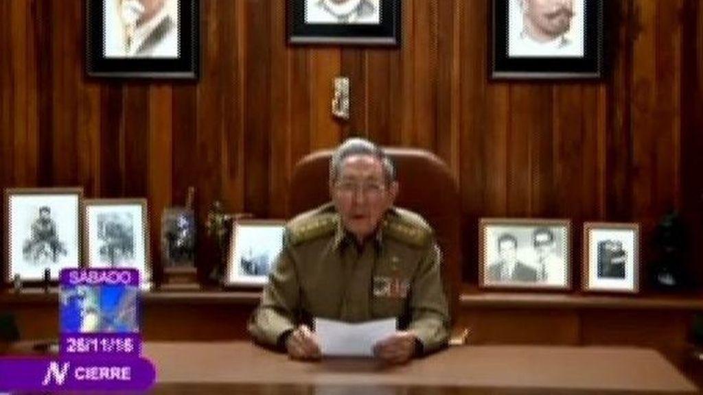 Así supo Cuba la muerte de su Comandante