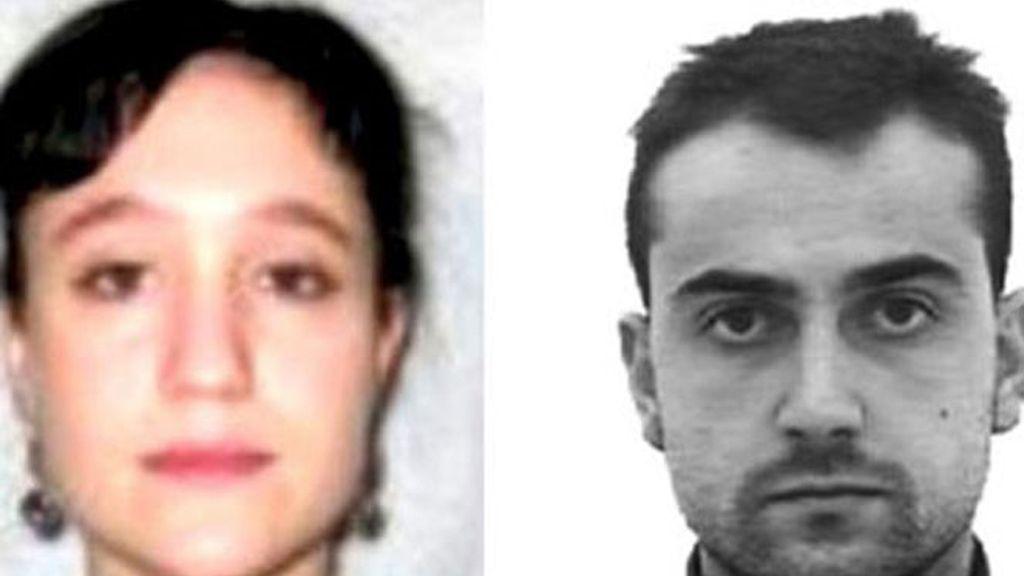 Los dos etarras detenidos tras el tiroteo en Francia el pasado 9 de abril.