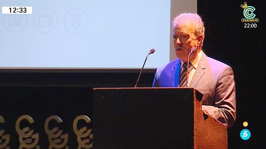 Se entregan los premios de periodismo en memoria de Concha García Campoy