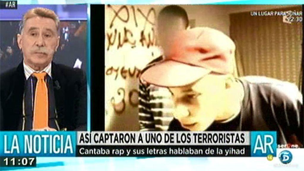 Hace dos años uno de los terroristas participó en un reportaje sobre los radicales captados en las mezquitas