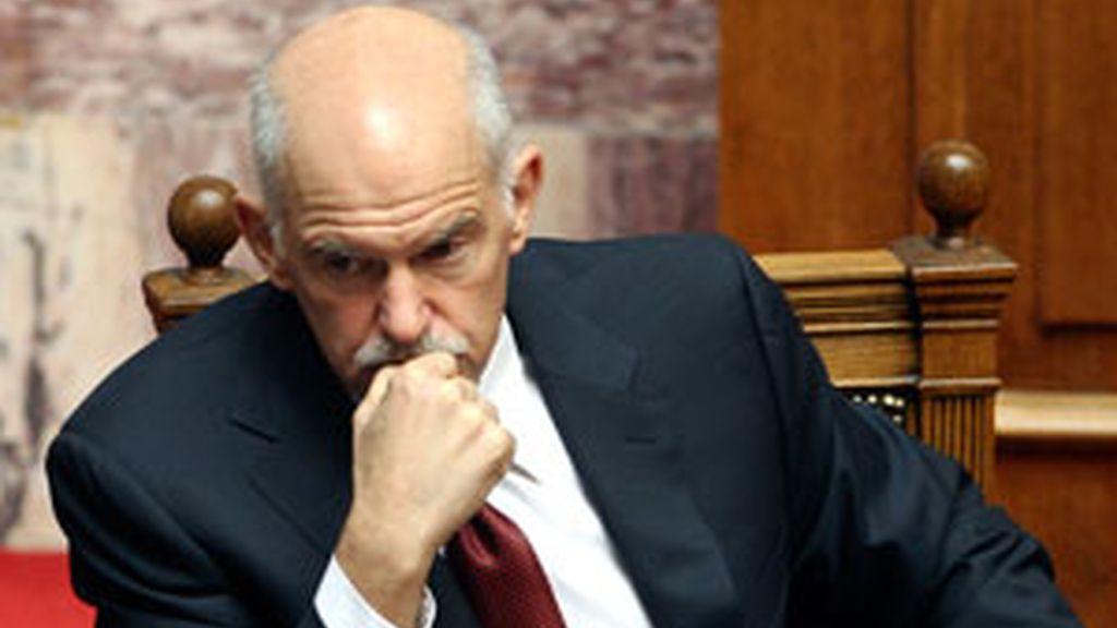 El primer ministro griego, George Papandreou. Foto: Reuters