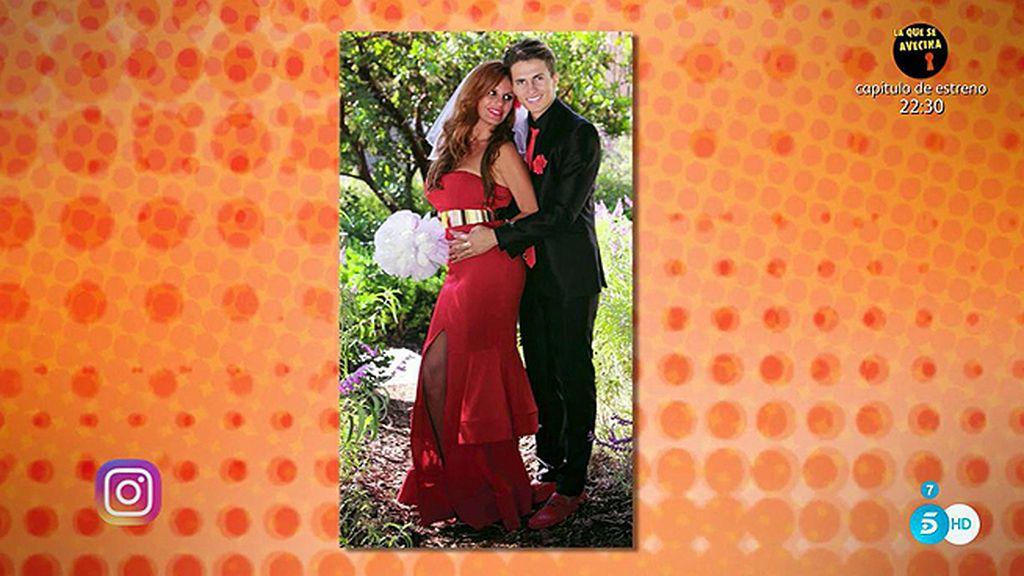 ¡¡Sonia Monroy se ha casado en Beverly Hills con un joven colombiano!!