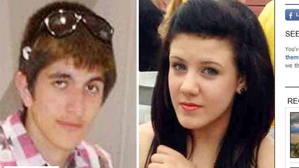 adolescentes suicidas,Reino Unido,Charleigh Disbrey,Mert Karaoglan