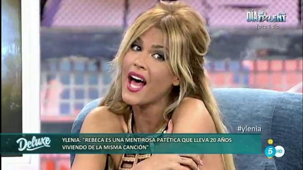 """Ylenia: """"Yo bailé mucho la canción 'Duro de pelar' de Rebeca, pero ya aburre"""""""