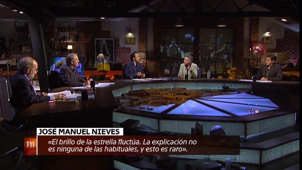 El debate en cuarto milenio sobre la vida extraterrestre for El cuarto milenio en directo