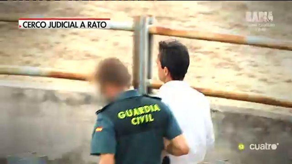 Portuondo, testaferro de Rato, se embolsó un millón y medio de euros