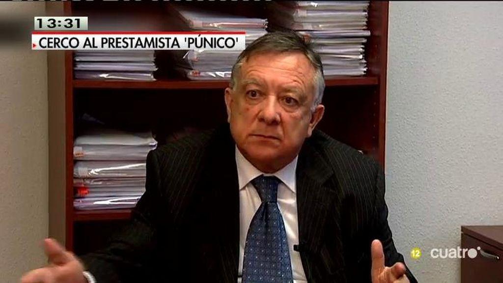 """Exclusiva 'Las Mañanas': """"La Audiencia investiga al prestamista Antonio Arroyo por desahuciar a decenas de familias"""""""