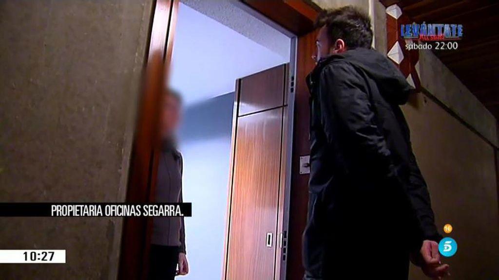 Segarra huyó de España porque era un testaferro en una trama de estafa a ancianos