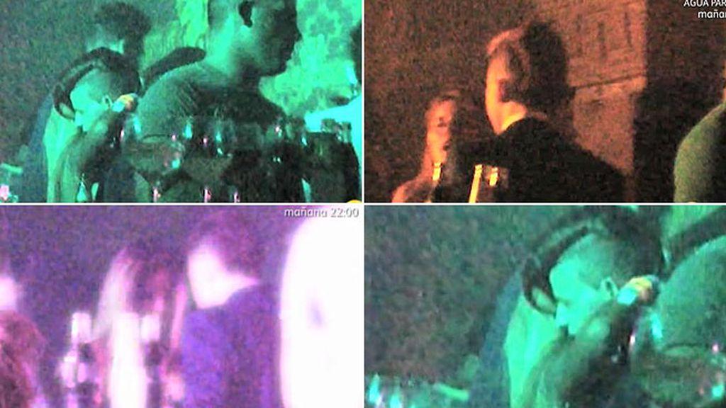 Chabelita y Christopher, juntos y abrazados de fiesta por Madrid