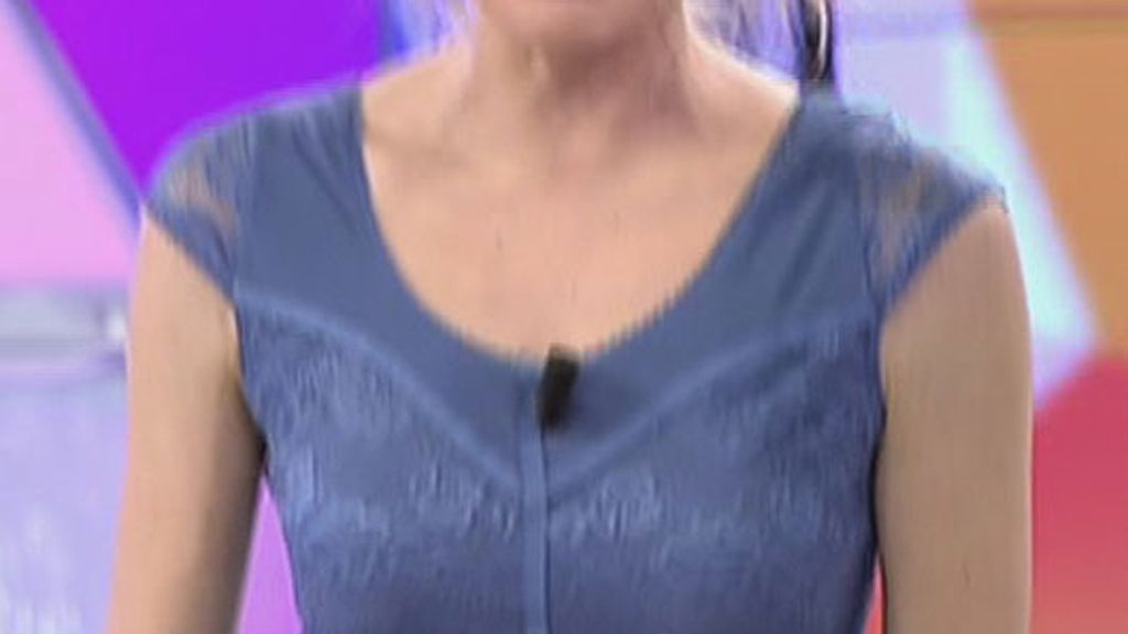 Adriana Abenia, de corto