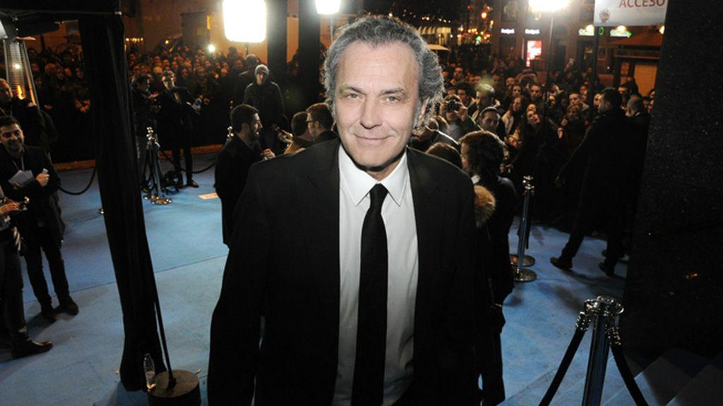 José Coronado, una actor de lujo para esta nueva serie