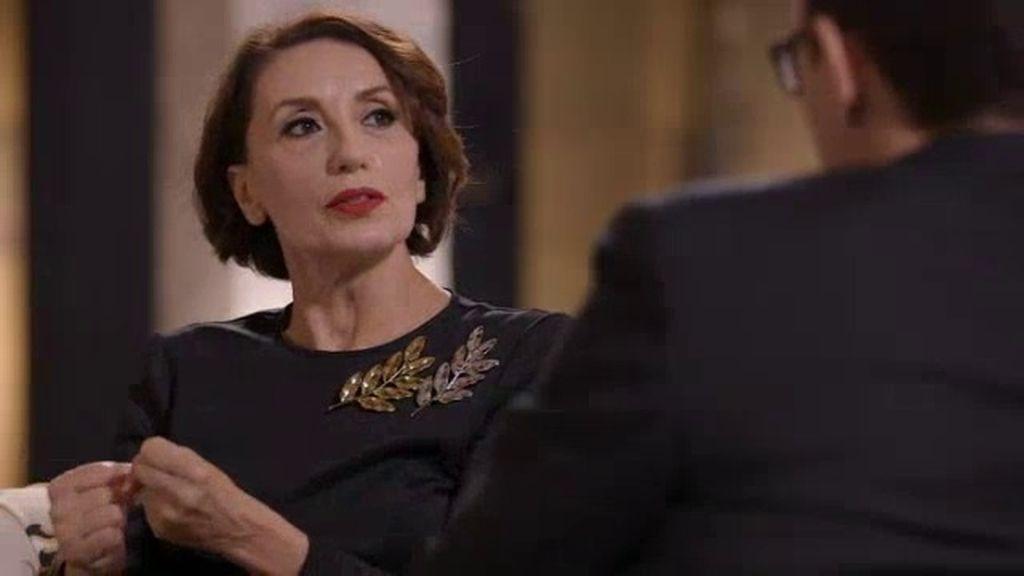 """Luz Casal: """"Cuando te vi, dije este tío no me gusta nada"""""""