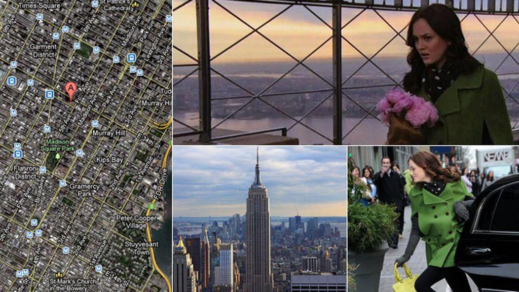 Una cita que no fue en el Empire State Building