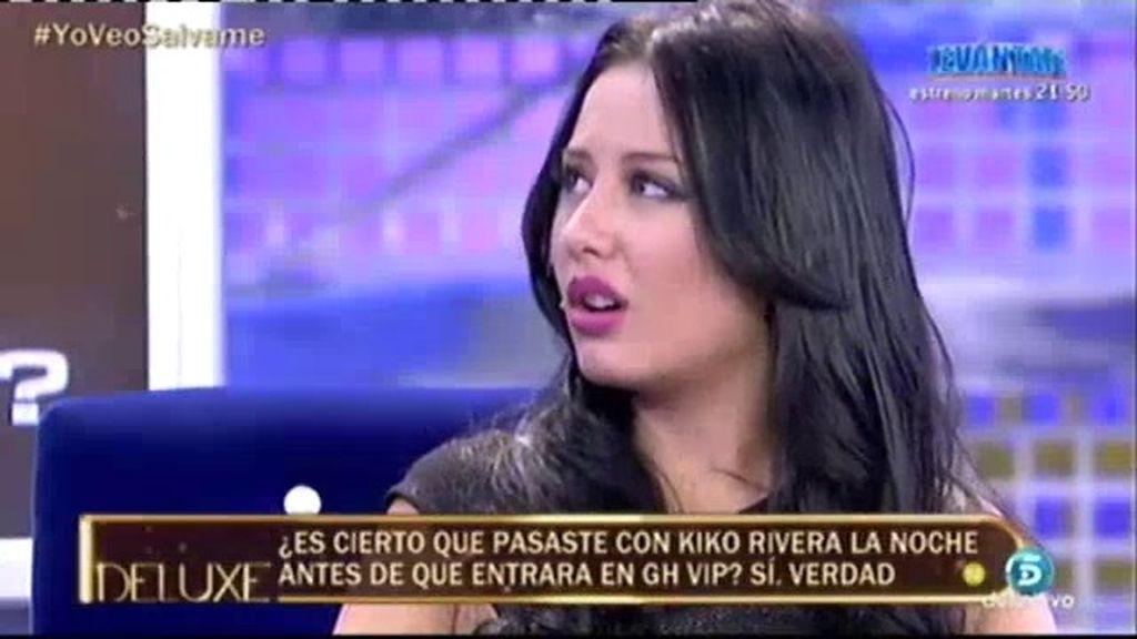 "Lorena da Souza: ""Me daba igual no volver a ver a Kiko Rivera"""